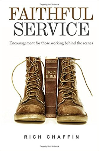Faithful Service by Rich Chaffin