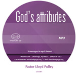 God's Attributes Messages on Mp3