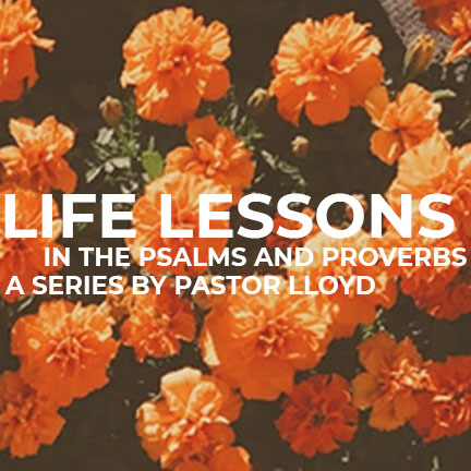 Life Lessons in the Psalms and Proverbs