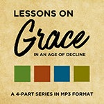 Lessons on Grace in an Age of Decline (Ocean Grove Bible Hour 2017)