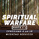 Spiritual Warfare - Part 3