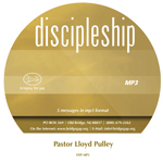 Discipleship Messages on MP3