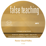 False Teaching Messages on Mp3