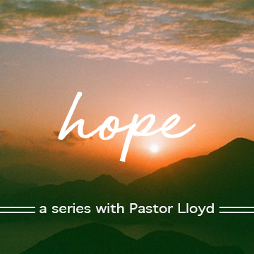 A Series on Hope